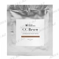 Хна для бровей CC Brow в саше серо-коричневый 5 гр