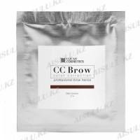 Хна для бровей CC Brow в саше темно-коричневый 5 гр