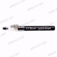 Восковый карандаш для бровей CC Brow