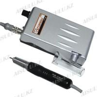 Аппарат для маникюра, педикюра PRIME 1210 D портативный, 30000 об/мин (серебристый)
