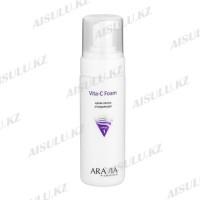 Крем-пенка ARAVIA очищающая Vita-C 160 мл