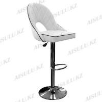 AS-418 Кресло для макияжа со спинкой (белое)