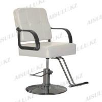 AS-8892 Кресло парикмахерское (белое)