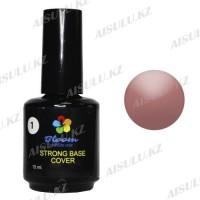База жесткая BLOOM STRONG 1 холодный розовый 15 мл