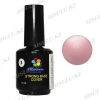 База жесткая BLOOM STRONG 3 светлый розовый 15 мл