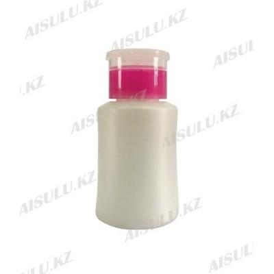 Диспенсер для ацетона пластиковый c крышкой AISULU