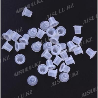 Емкость для красок пластик прозр. Ø8 мм BL-A555 (10 шт.)