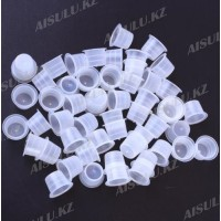 Емкость для красок пластик прозр. Ø12 мм BL-A555 (10 шт.)