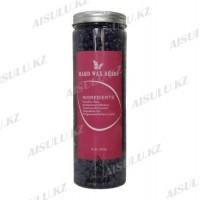 Воск бесполосочный YM-801 в гранулах Hard Wax Beans 400 г BLACK