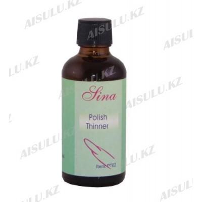 Жидкость для снятия и разбавления лака 4 oz. Polish Thinner Jina