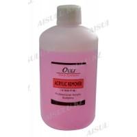 Жидкость для снятия искусственных ногтей 0,5 л Acrylic remover
