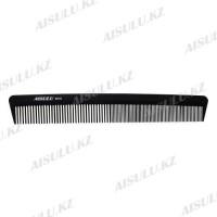 Расческа AISULU-8918 Carbon Antistatic черная