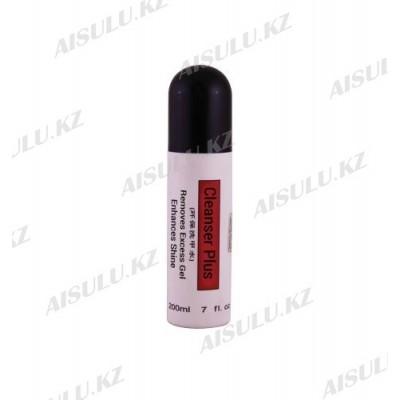 Жидкость для снятия липкого слоя ногтей Cleanser Plus Ouli 200 мл