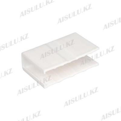 Зажим-держатель пластиковый для кассетного воска YM-8601