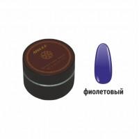 Гель-краска для ногтей AISULU 18 мл (фиолетовый)