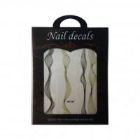 Лента гибкая для дизайна ногтей Nail Decals (в ассорт.)