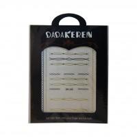 Стикеры для ногтей DaDaKeren (в ассорт.)