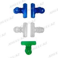 Зажим-прищепка для формирования (фиксации) арки искусственного ногтя (5 шт.)