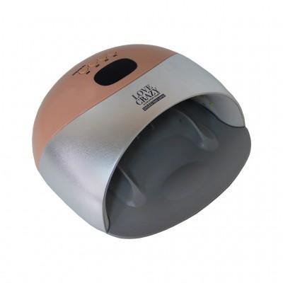 UV LED Лампа для сушки геля с таймером и дисплеем Love Crazy #N11 48W