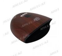 UV LED Лампа для сушки геля с таймером и дисплеем Love Crazy #N5 48/60W (под дерево)