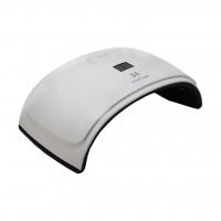 UV LED Лампа для сушки геля с таймером и дисплеем S6 24W