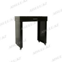 AS-19 Стол маникюрный (черный)