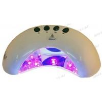 UV LED Лампа для сушки геля AISULU YM-207 16W с таймером