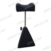 AS-077 Подставка педикюрная для ног (черная)