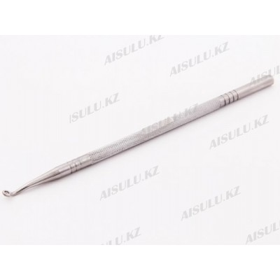Инструмент для косметолога №27233 Ложка УНО (серебро)