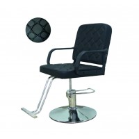 AS-8858 #1 Кресло парикмахерское (черное)