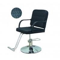 AS-8858 #4 Кресло парикмахерское (черное)