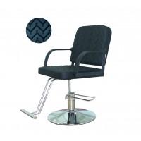 AS-8858 #6 Кресло парикмахерское (черное)