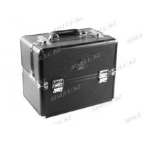 Кейс DY 2652 K (ср) для визажиста (черный), AISULU