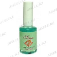 Z-Coat защищает от желтизны на ногтях 1/2 oz Jina