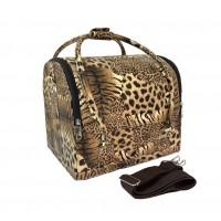 Кейс-сумка для визажиста HZX-01 кожзам (в ассорт.)