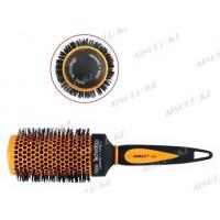 Брашинг №2021 керамический Ø53 (черно-оранжевый) AISULU