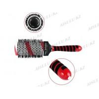 Брашинг №2026 керамический Ø45 (красно-черный) AISULU