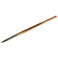 Кисточка для акрила AISULU Nail Brush №6 с дерев. ручкой
