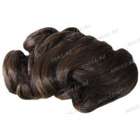 Волосы искусствен. 45 см на крабе (хвост) №7372 # 2/30