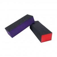 Бафик для шлифовки искусственных ногтей (3-х стор.) (2 шт.)