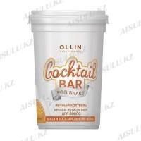 Крем-кондиционер для волос OLLIN Яичный коктейль