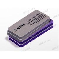 Бафик для шлифовки искусственных ногтей (цветной) (2 шт.) AISULU