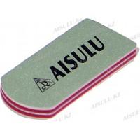 Бафик полировочный для натуральных ногтей (двусторон., овальный) (2 шт.) AISULU