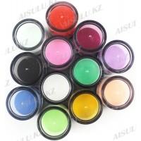 Акрил цветной для нейл-дизайна ES-110 Ouli