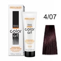 Крем-краска PROSALON 4.07 для волос 100 мл