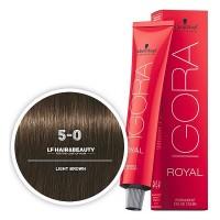Краситель Igora Colorist 5-0 светло-коричневый натуральный