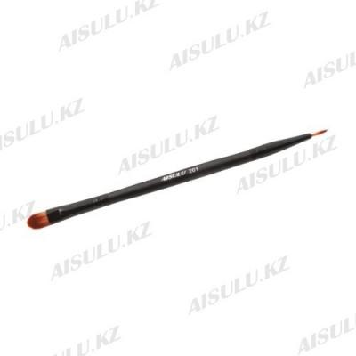 Кисть для макияжа AISULU-201 двухсторонняя