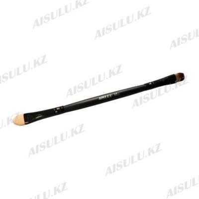 Кисть для макияжа AISULU-203 двухсторонняя
