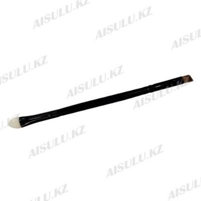 Кисть для макияжа AISULU-204 двухсторонняя