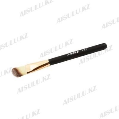 Кисть для макияжа и нанесения масок №191 (скошенная) AISULU